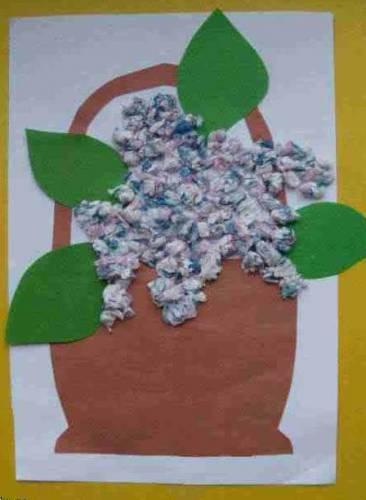 Поделки на тему детский сад